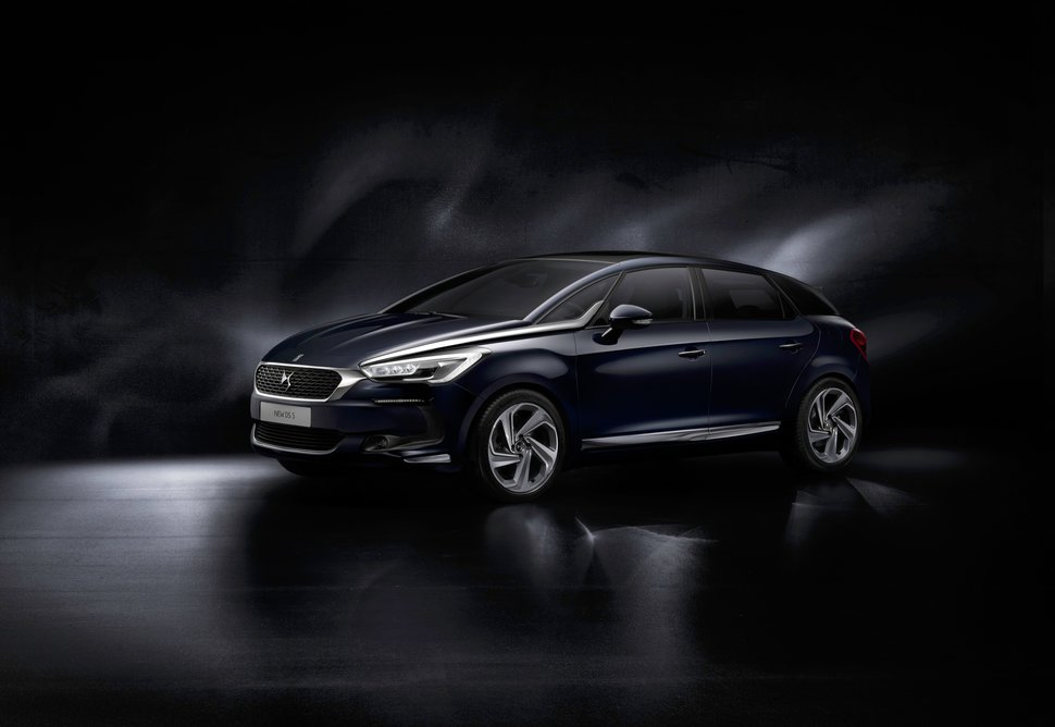 Photo 2015 nouvelle DS 5