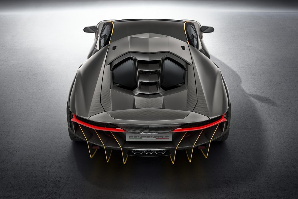 Photo 2016 - Lamborghini Centenario LP 770-4