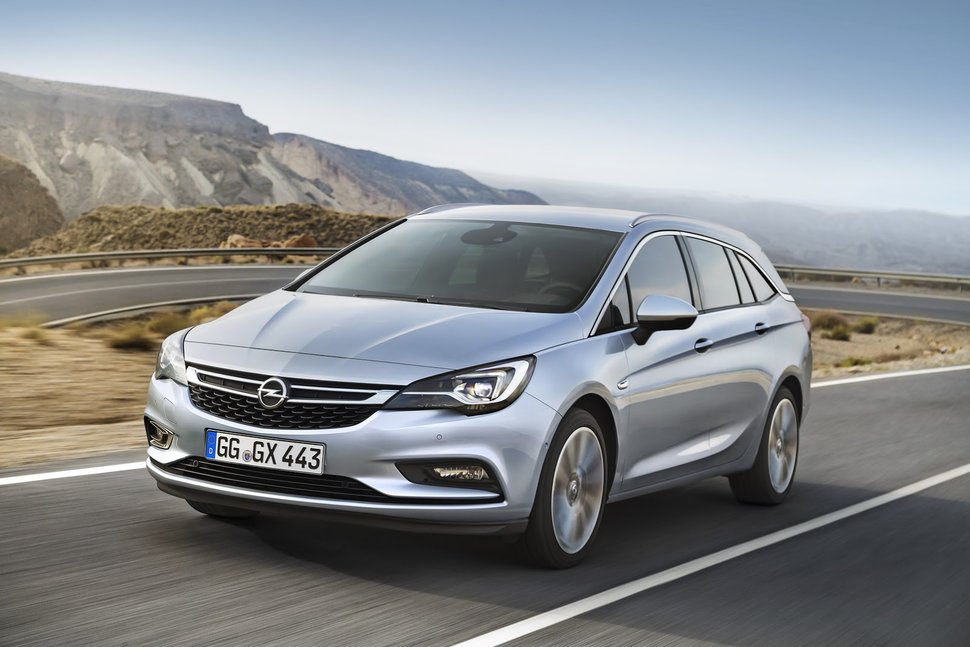 Photo actualité : Opel Astra Sports Tourer