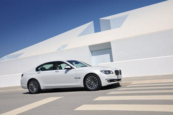 Actualité : Restylage BMW Serie 7