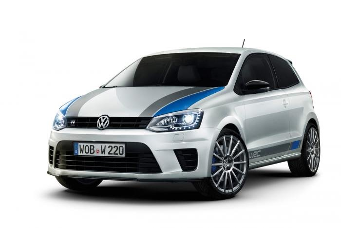 actualité : Volkswagen Polo R WRC Limited Edition
