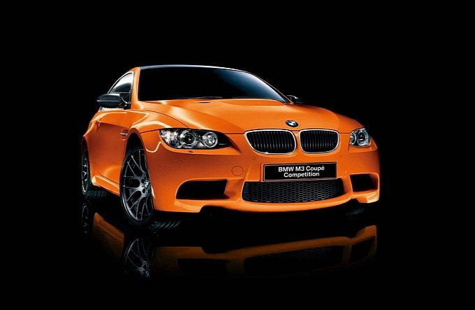Photo BMW M3 Competition Package