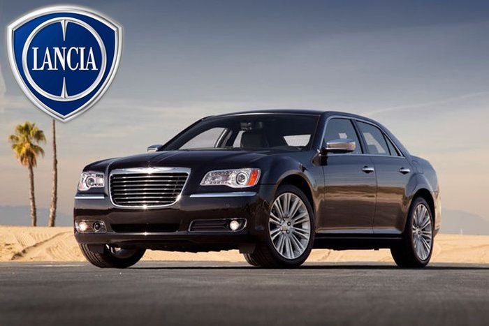 Chrysler 300C (Future Lancia Thema)