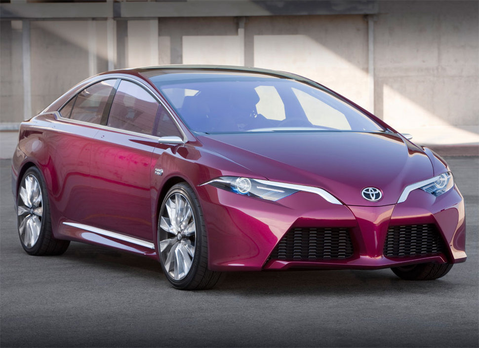 Photo Concept Toyota NS4