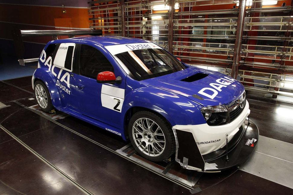 Photo Dacia Duster Pikes Peak Unlimited