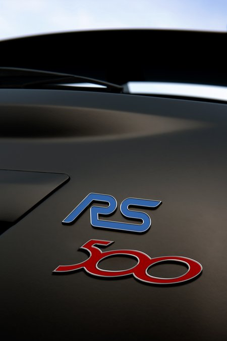 Photo Ford Focus logo RS500