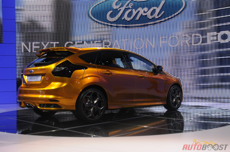 Photo Ford Focus ST 2010