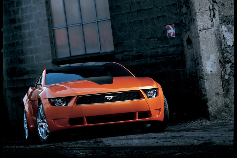 Photo Ford Mustang Giugiaro Concept 2009