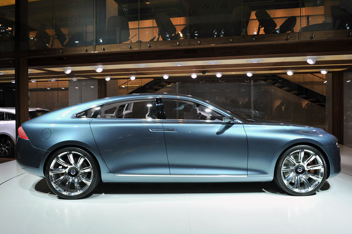 Francfort 2011 : Volvo You Concept berline luxe