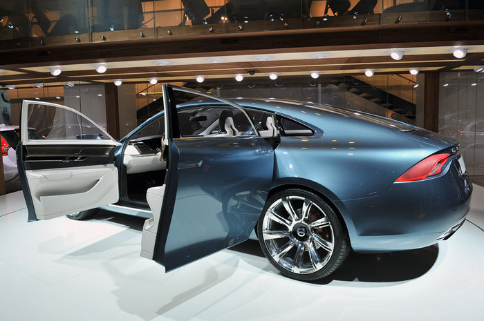 Francfort 2011 : Volvo You Concept Car