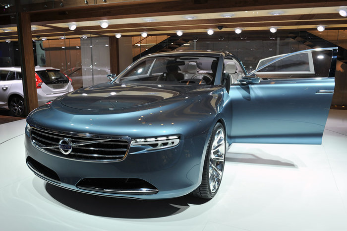 Francfort 2011 : Volvo You Concept