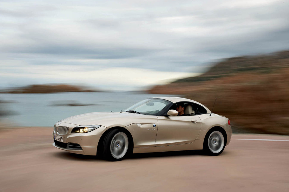 Photo future BMW Z4