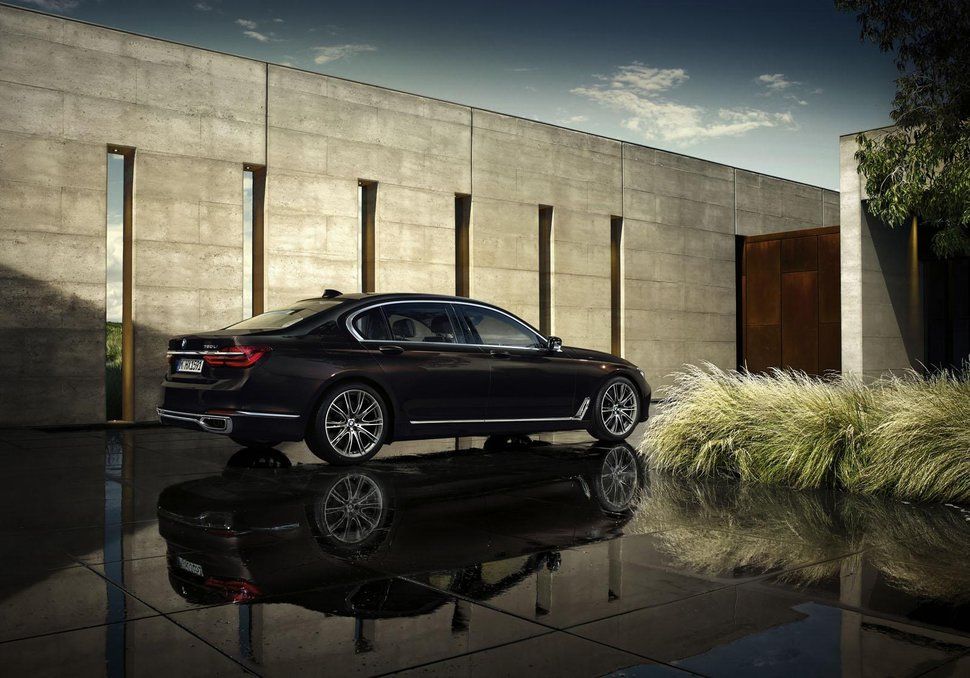Photo G12 : Nouvelle BMW Serie 7