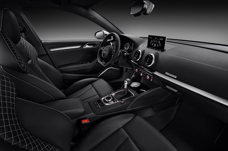 Photo habitacle : Audi S3 Sportback