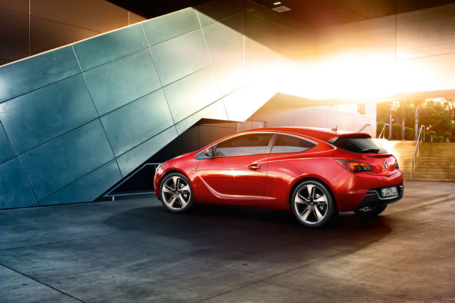 Photo Image : Nouvelle Opel Astra GTC
