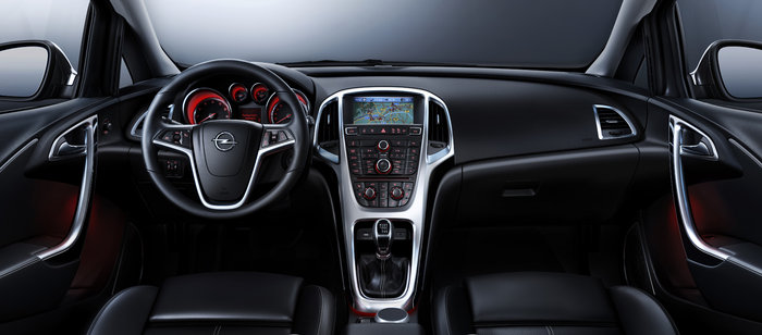 Interieur nouvelle opel astra for Future interieur