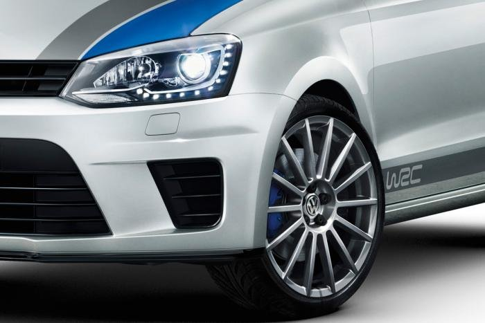 jante 18 pouces : Volkswagen Polo R WRC Limited Edition