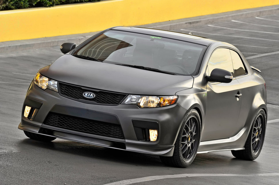 Photo Kia Forte Koup Type R ConceptCar