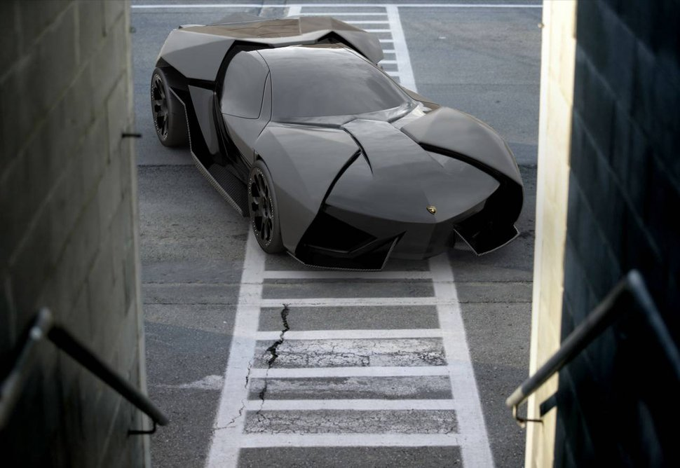 Photo Lamborghini Akonian 2