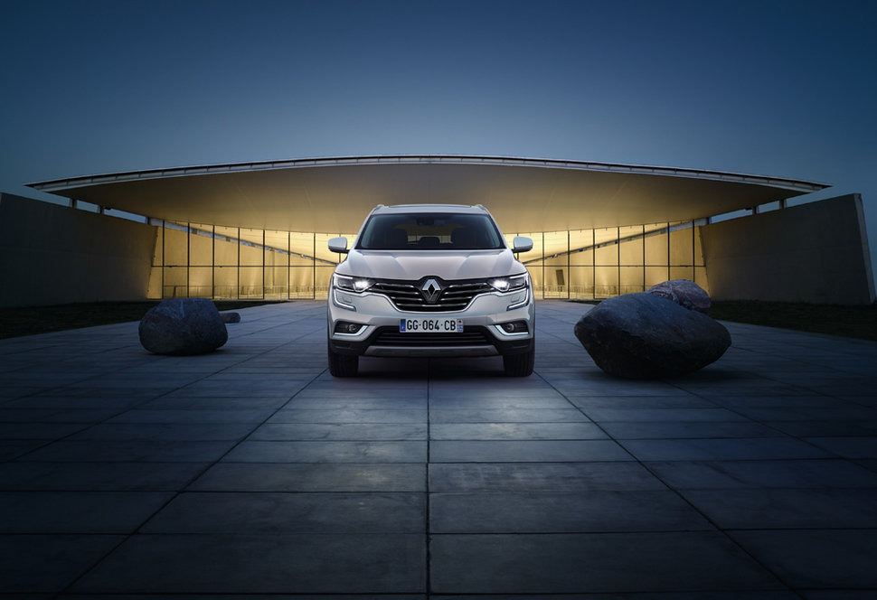 Photo leds - Nouveau Renault Koleos