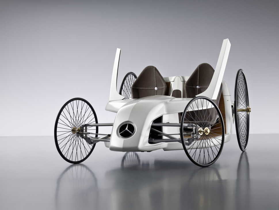 Photo Mercedes F-Cell Roadster