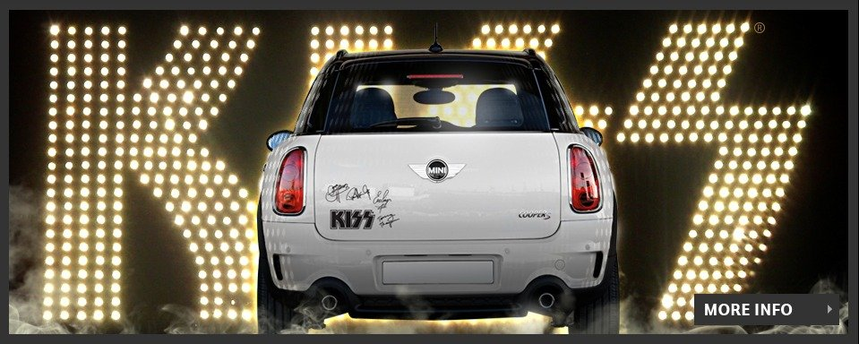 Photo MINI Countryman KISS profit Japon