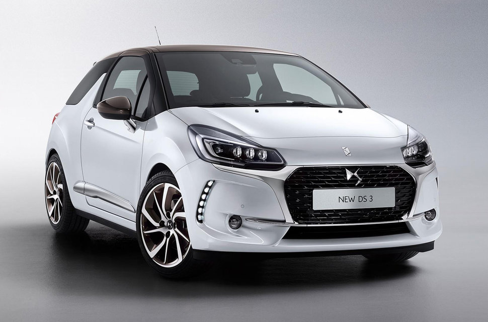 Photo new DS 3