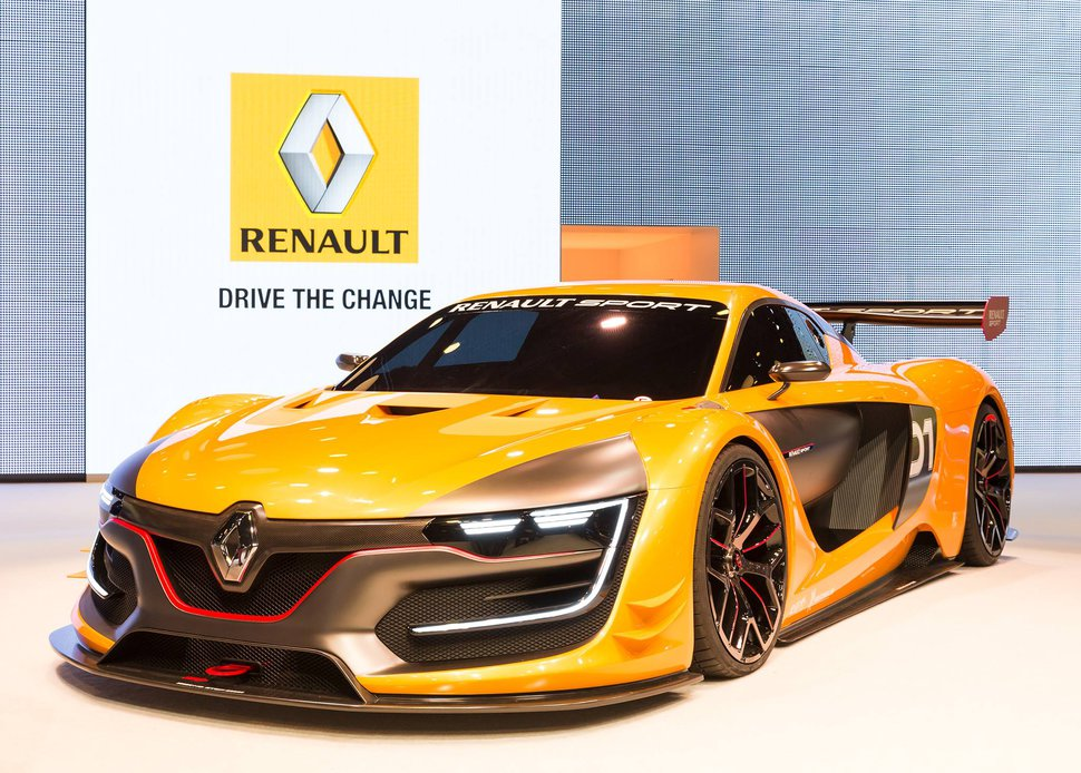 Photo Renault Sport RS 01
