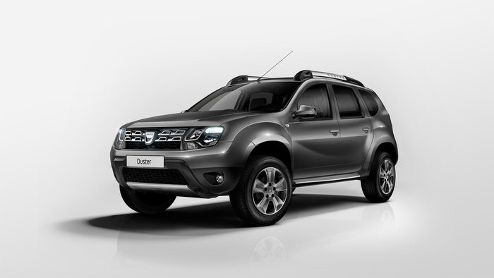 restylage 2013 : Dacia Duster