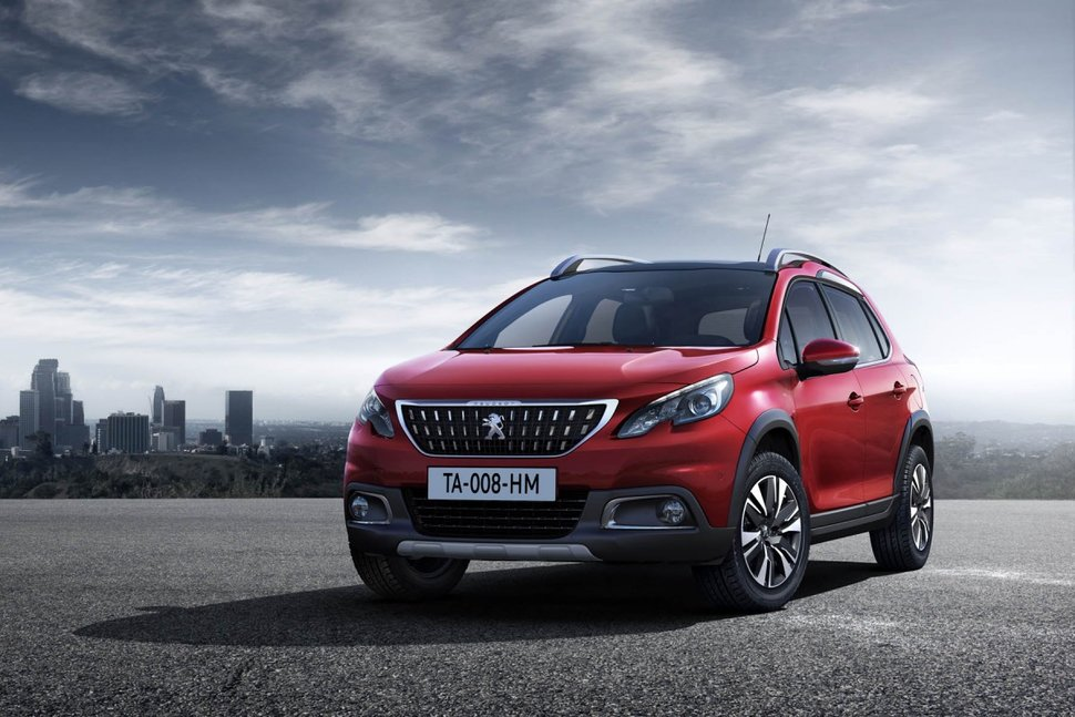 Photo restyling : Peugeot 2008