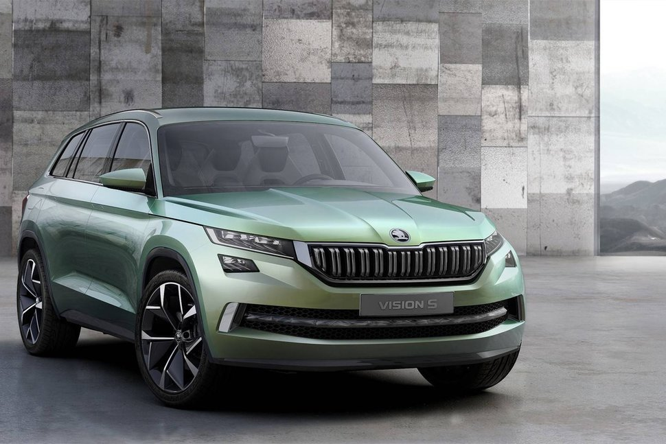 Photo Skoda VisionS Concept