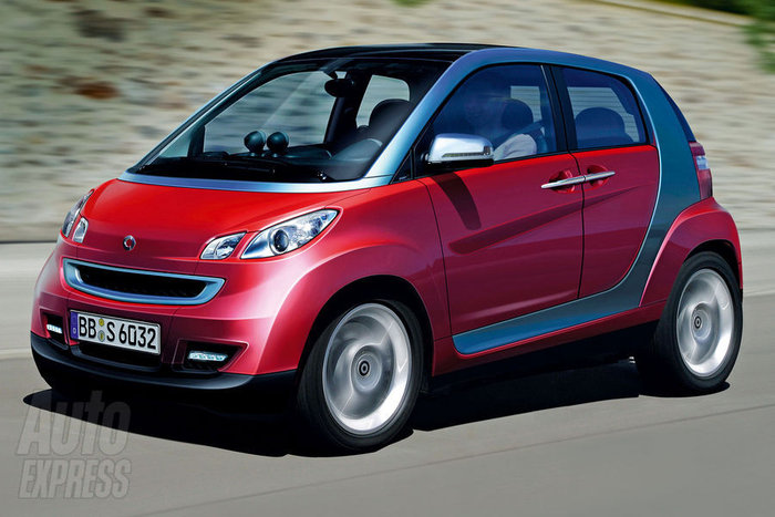Smart ForTwo +2