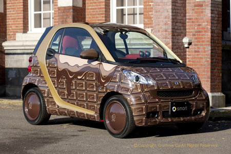 Smart ForTwo Chocolat Edition