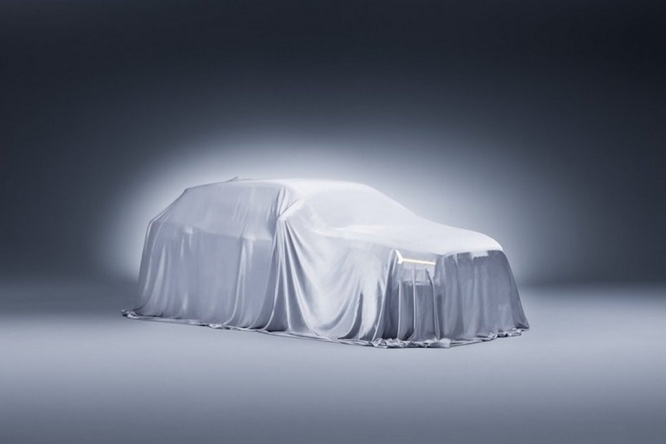 Photo Teaser Genève - SUV compact Audi