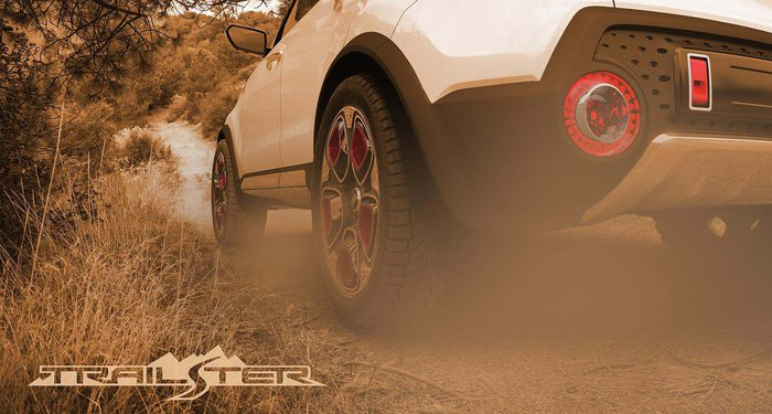 Teaser image : Kia Trail'ster Concept