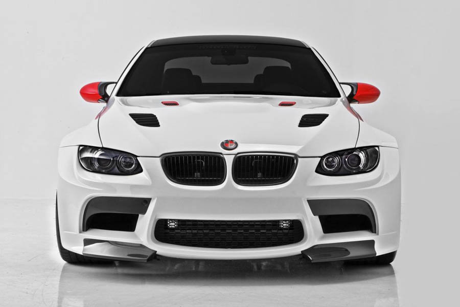 Photo Vorsteiner BMW M3 E92 face avant